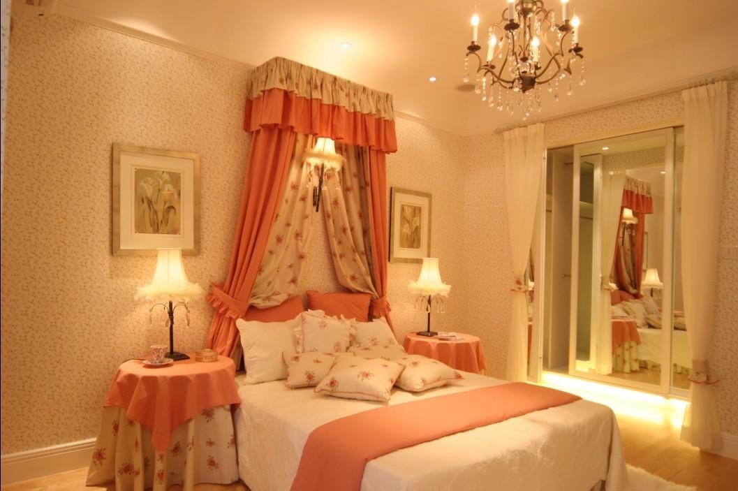 女生卧室 怎样设计?