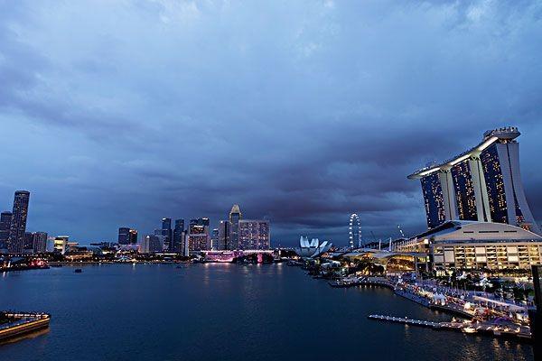 新加坡温度