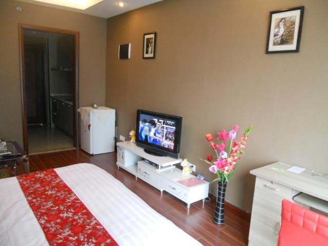 沭阳单身公寓酒店式公寓,巴黎新城60幢607,交通银行上面.图片