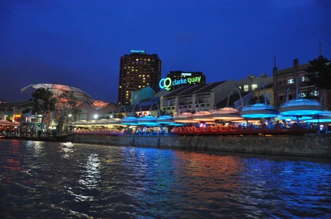新加坡滨海湾介绍