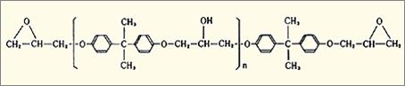 环氧树脂e51的分子式是什么?图片