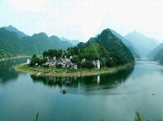 歙县有哪些景点介绍