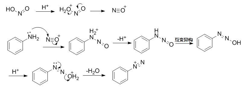 伯胺盐结构式