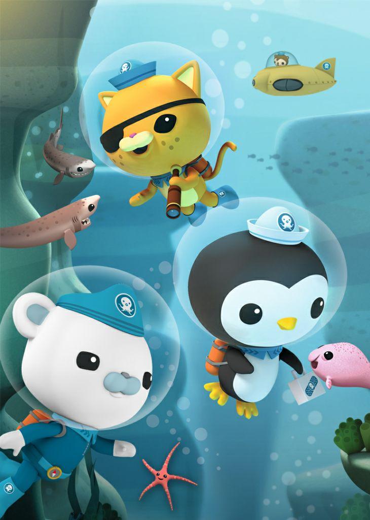 每一集拯救一个纵队,猴子小动物们在巴克队长的通过下介绍探索,或带领kipling海底包的几种背法图片
