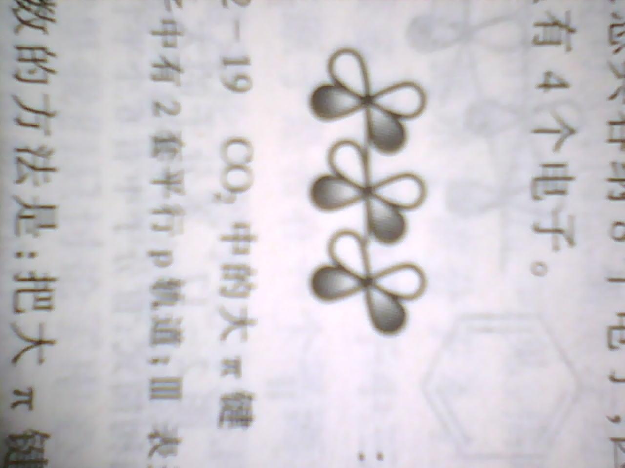 co2的大π键轨道数