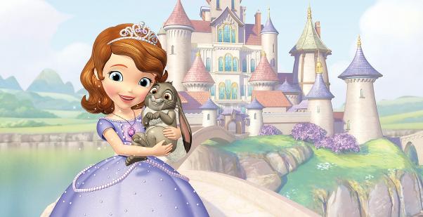苏菲亚小公主的妈妈为什么会嫁给国王?图片