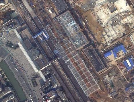 潍坊火车站平面图潍坊火车站图片潍坊一中平面图