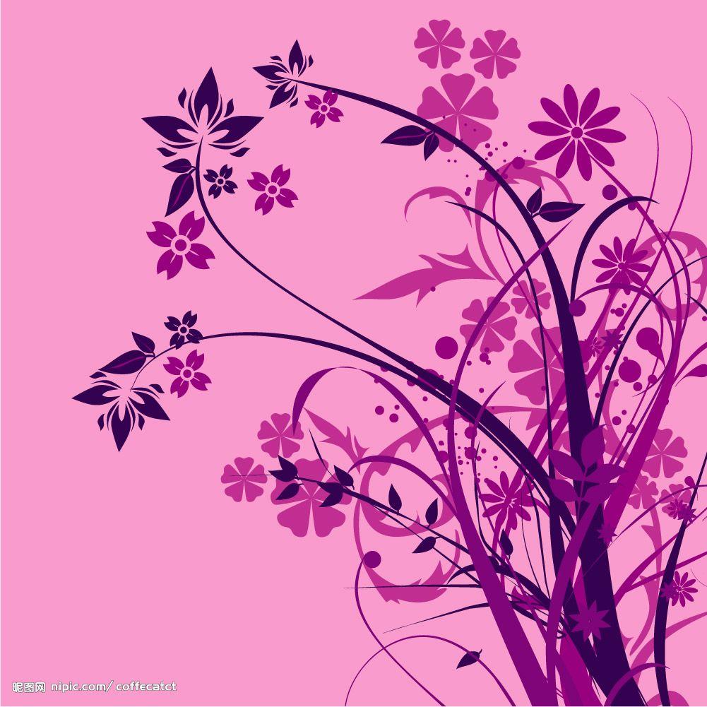 a4纸漂亮花边边框图片