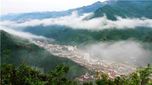 保护秦岭自然生态已刻不容缓!图片