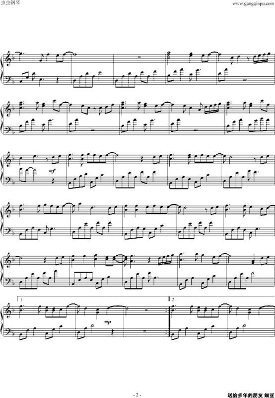 bigbang吉他谱_bigbang吉他谱简单_bigbang吉他谱简单版_钟