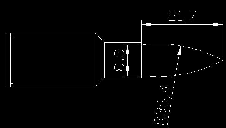 求一个fanuc数控车床子弹头编程图片