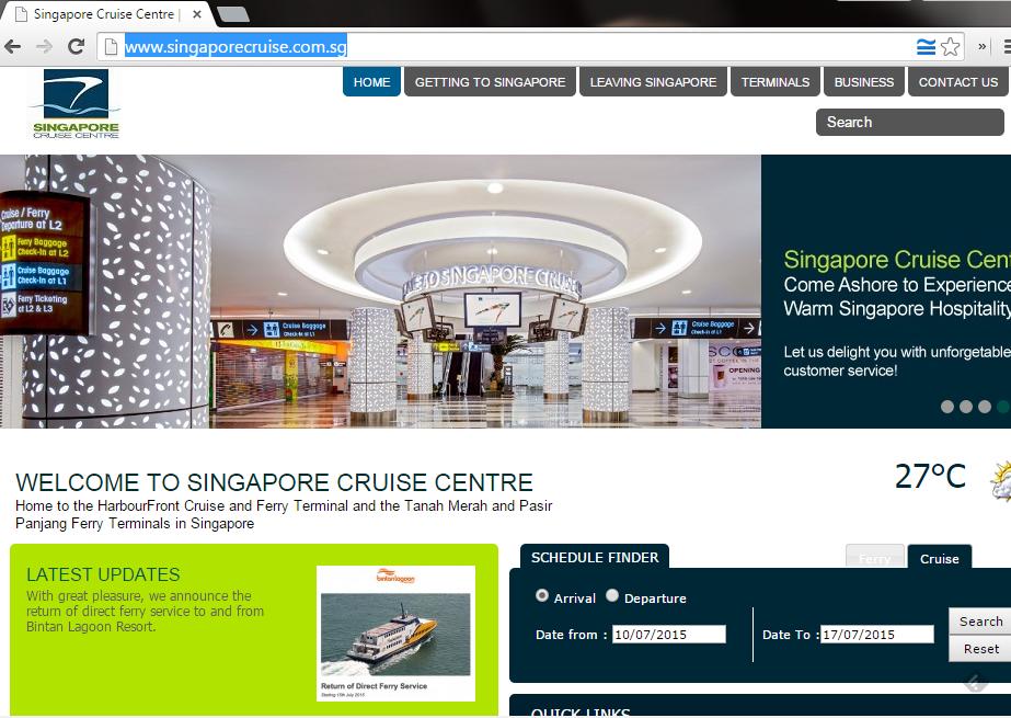 新加坡去巴淡岛船票