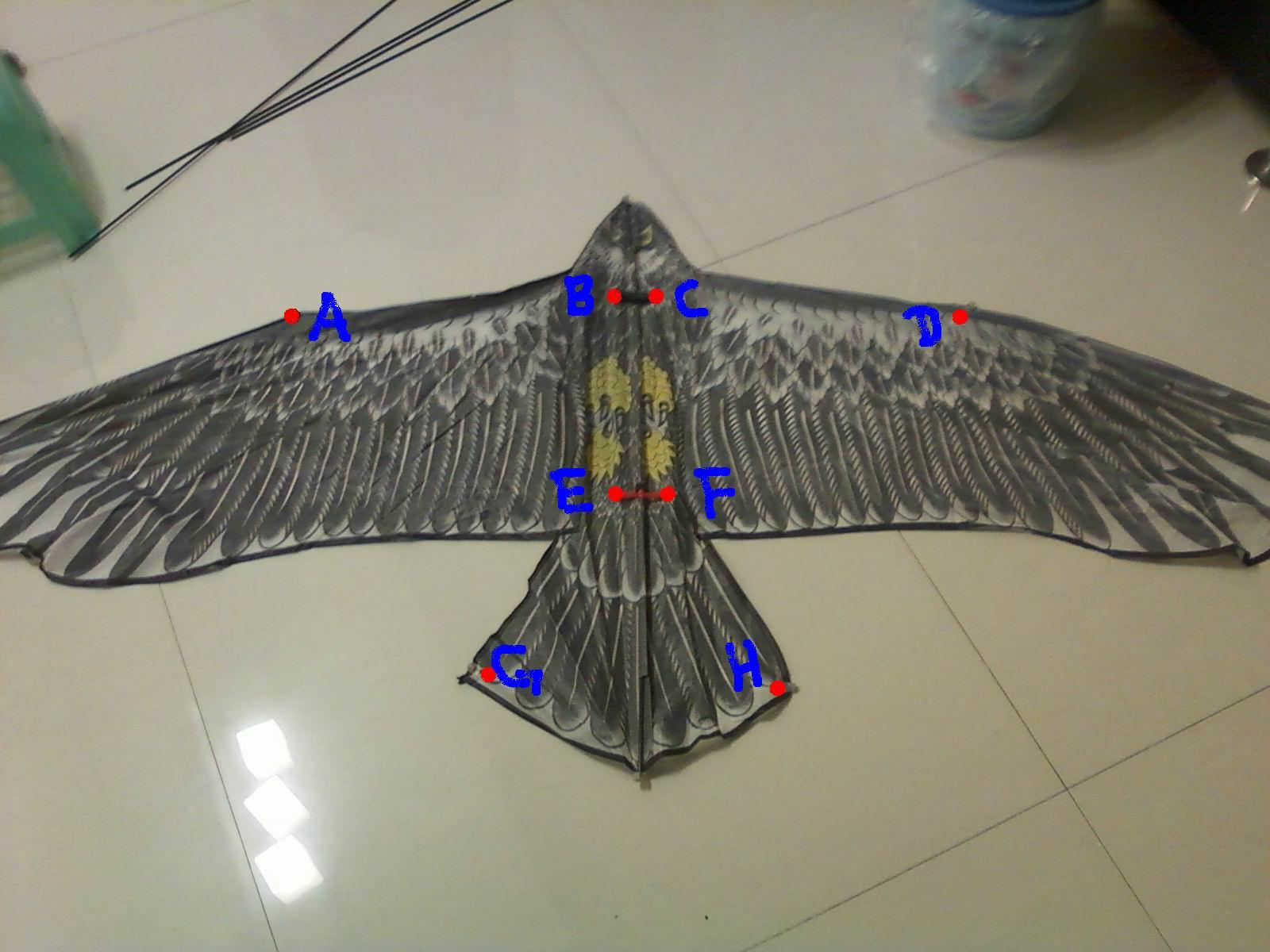 风筝的制作方法 简易风筝的制作方法 飞机风筝的制作方法