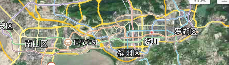 深圳最热闹繁华的地方
