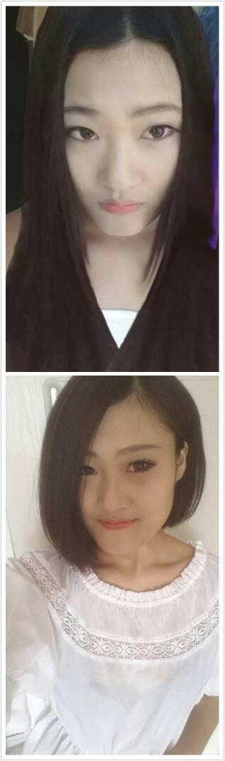 长头发好看还是短头发好看,第一张图是ps的长发,本人想留这样的长发图片