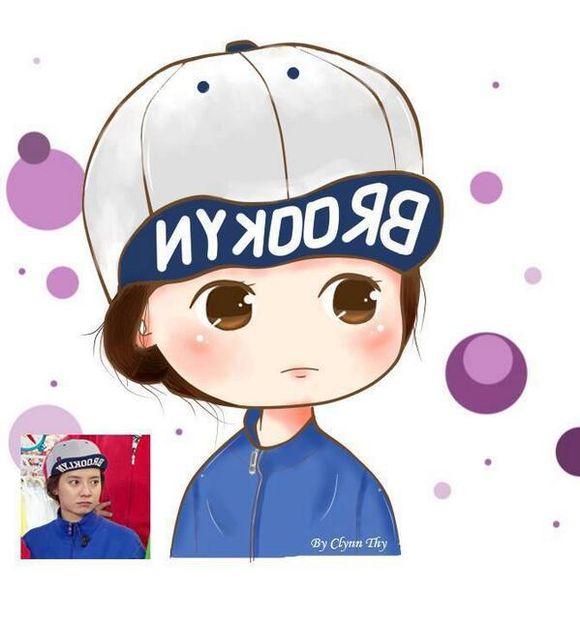 求q版韩国明星 宋智孝的 q头像 最好是高清的哟 跪求