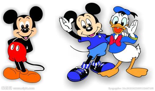 米老鼠与唐老鸭全集中米奇和唐老鸭是什么关系?图片