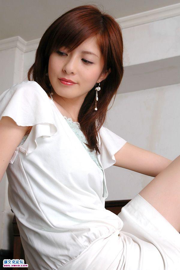 这个是日本女人吗?