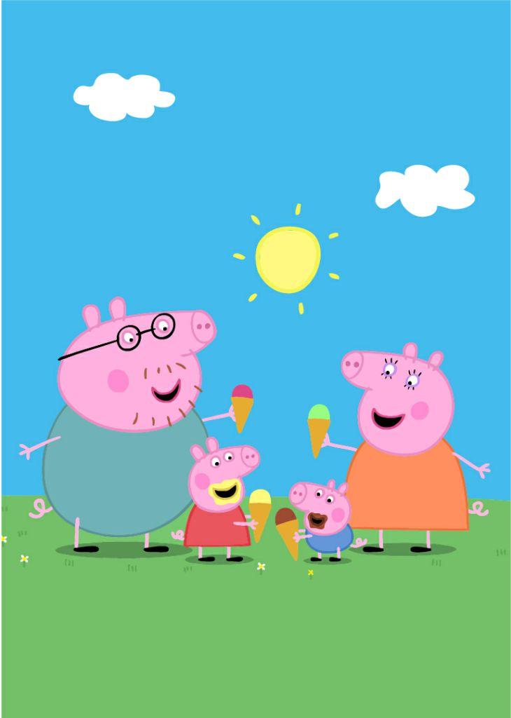 小猪佩奇动画片插曲有哪些啊