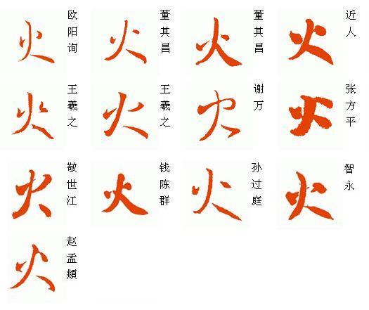 张字的艺术签名怎么写,杜牧行书张字书法写法,张字怎么写好看图解