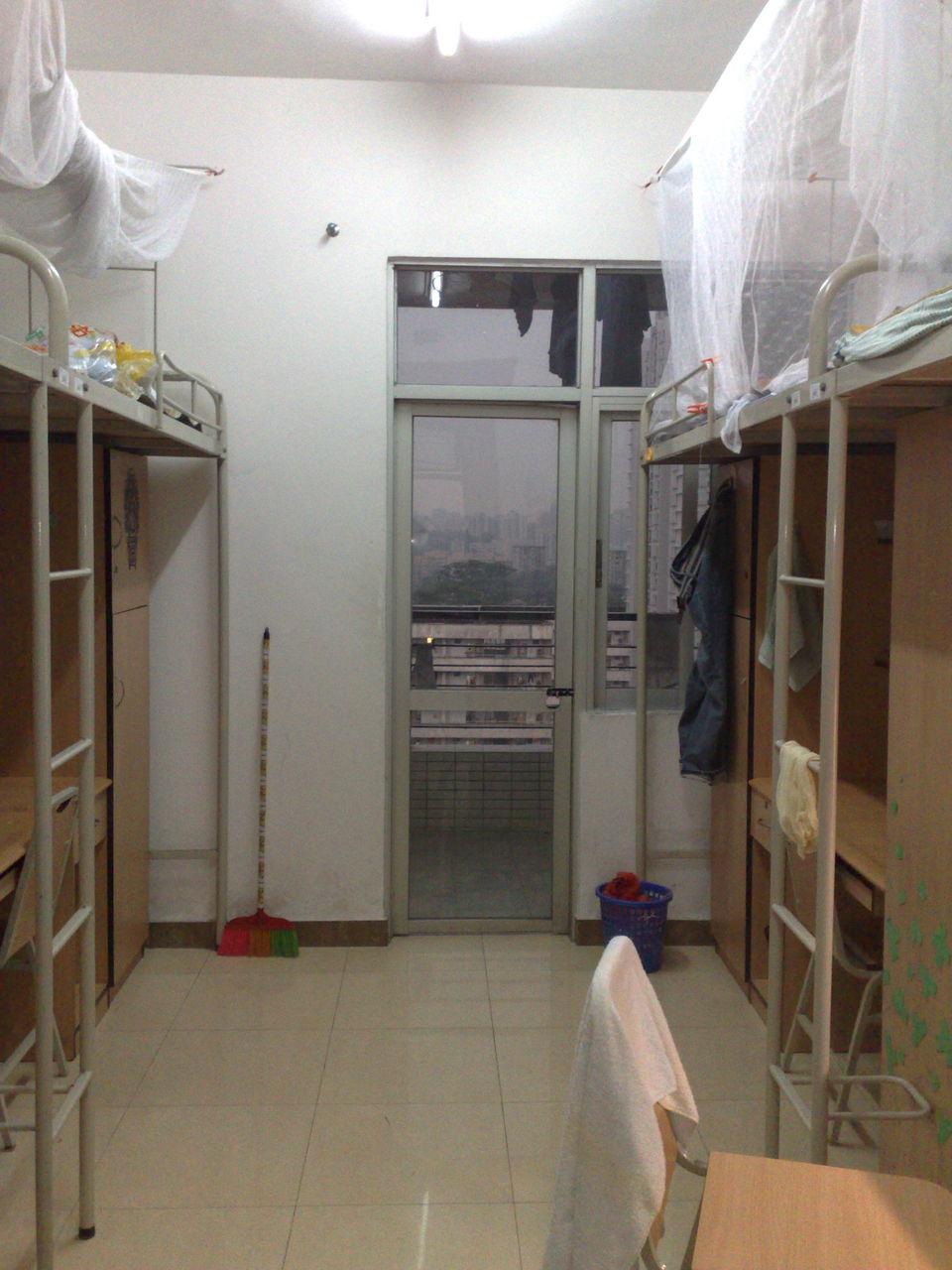 华南理工大学南校区宿舍图片
