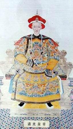 清朝皇后手绘图片_给我一张手绘的 清朝 皇帝图片