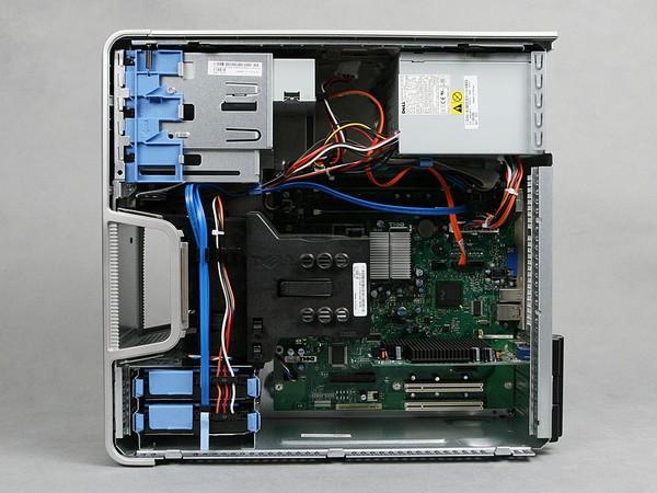 把微星B85 G41 的主板装进去 还有显卡图片
