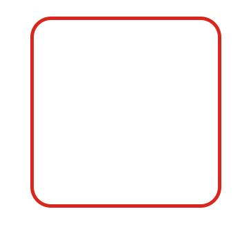 ps怎么画空心圆角矩形图片