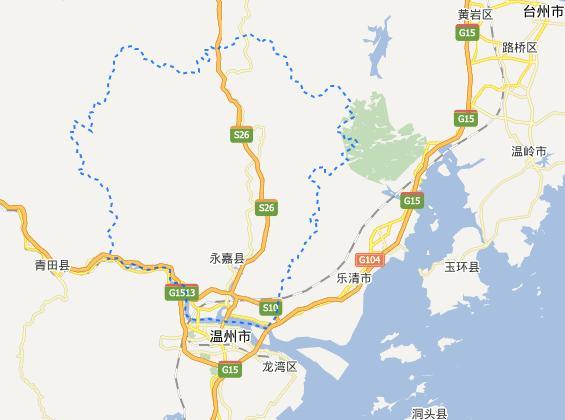 永嘉县城哪里热闹