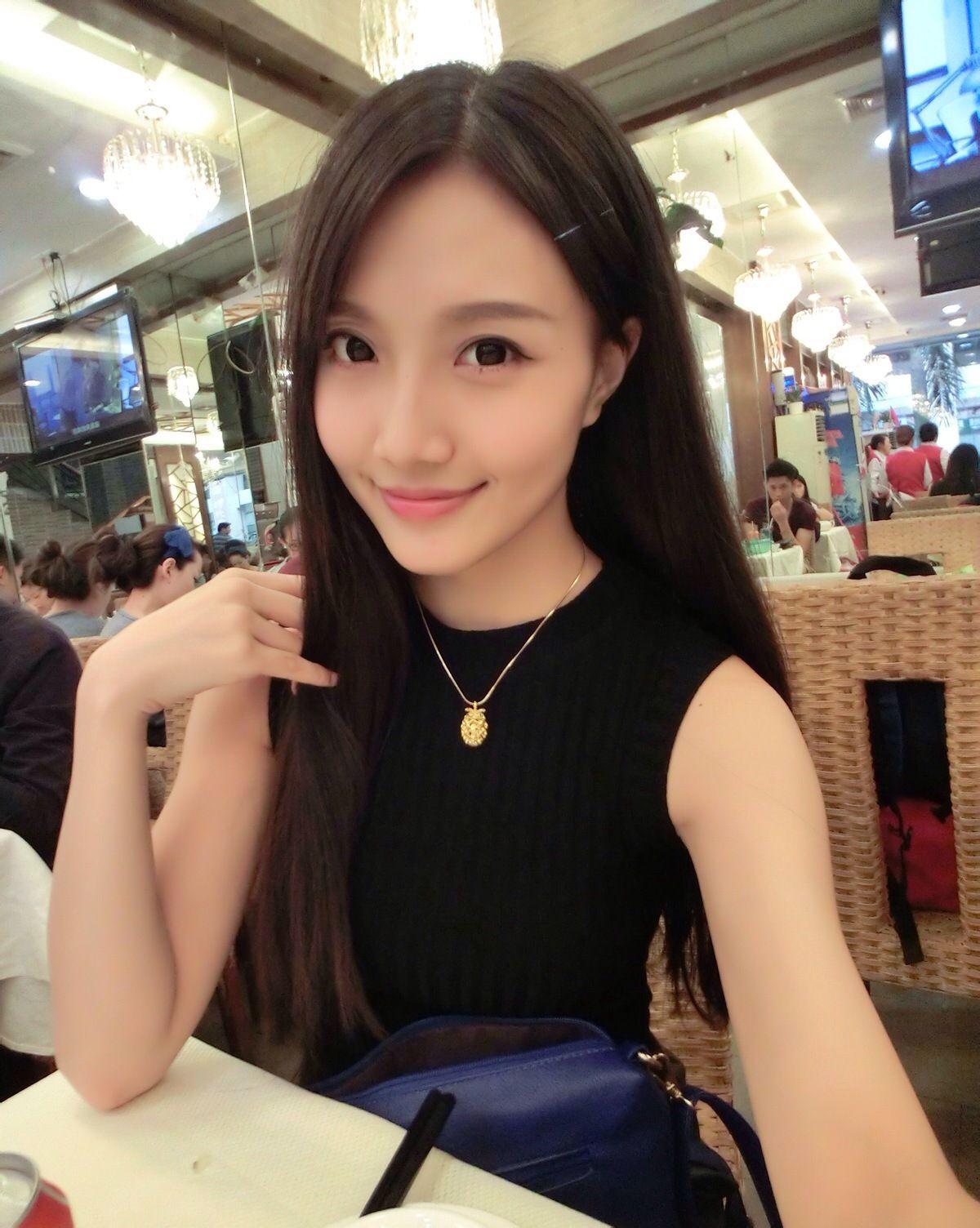 中国有哪些美女