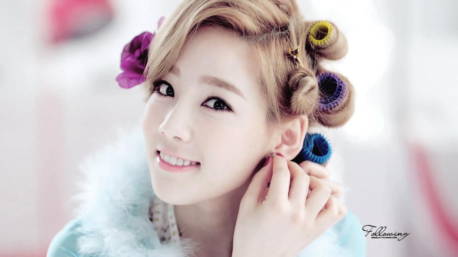 少女时代泰妍的图片好看的