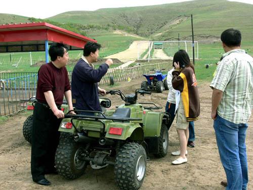 北京哪里有玩卡丁车的