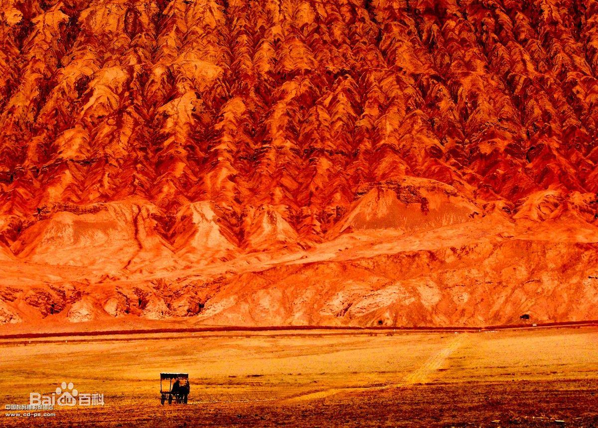 新疆火焰山在哪个地方
