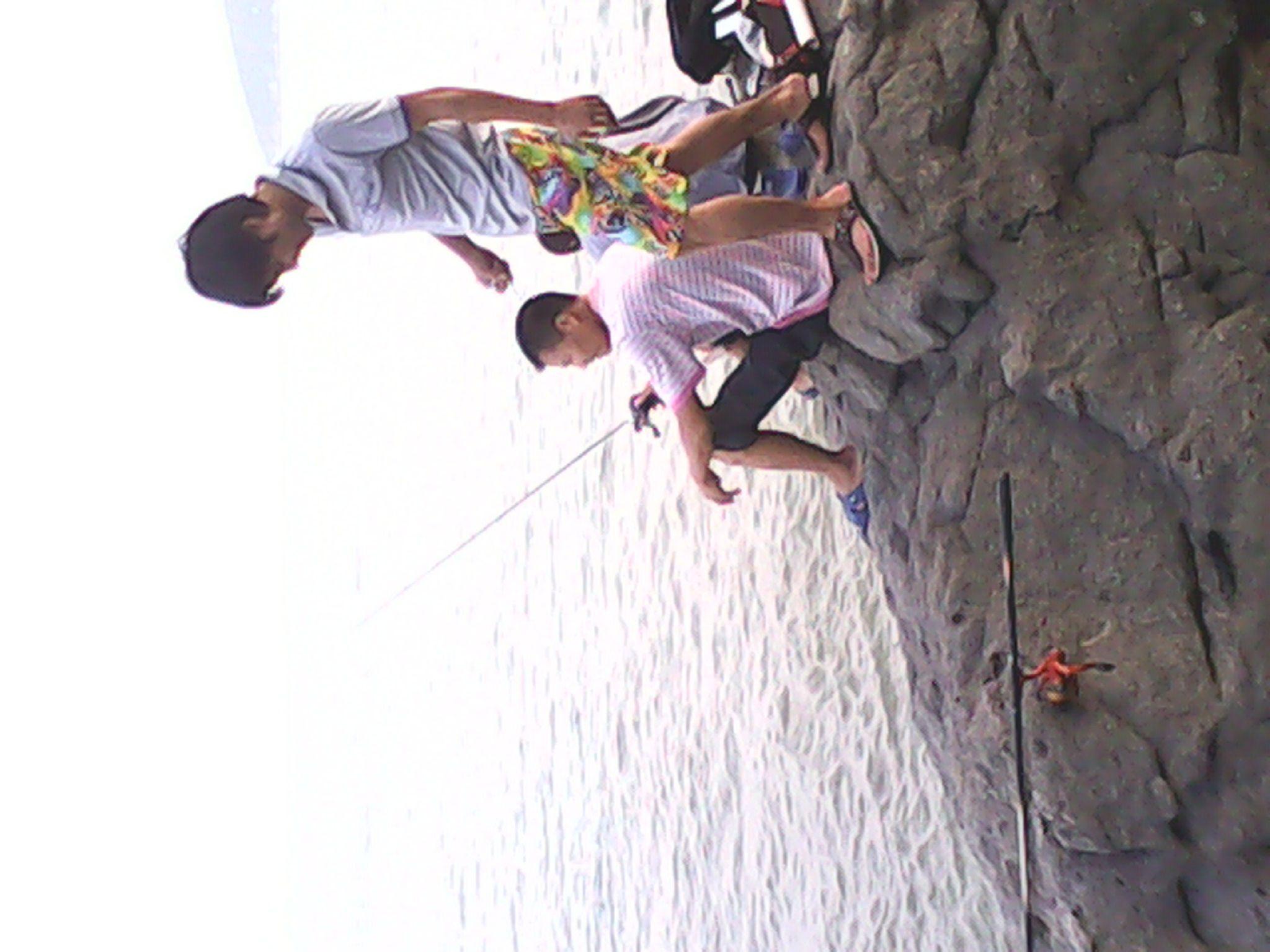 下川岛钓鱼