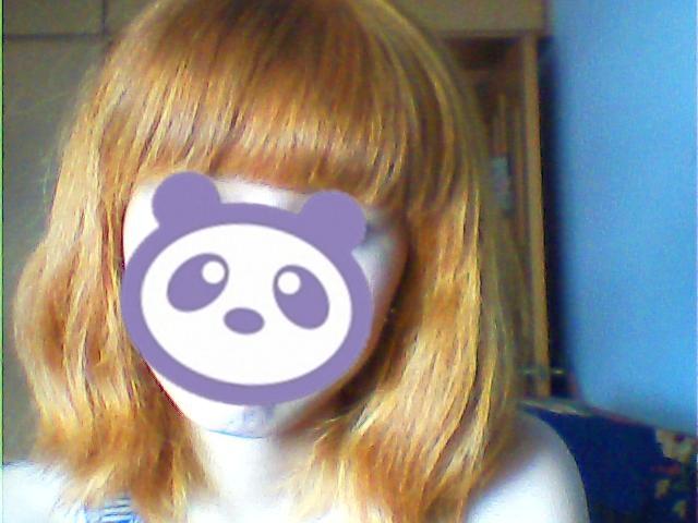 头发染得太黄了,怎么补救啊!图片