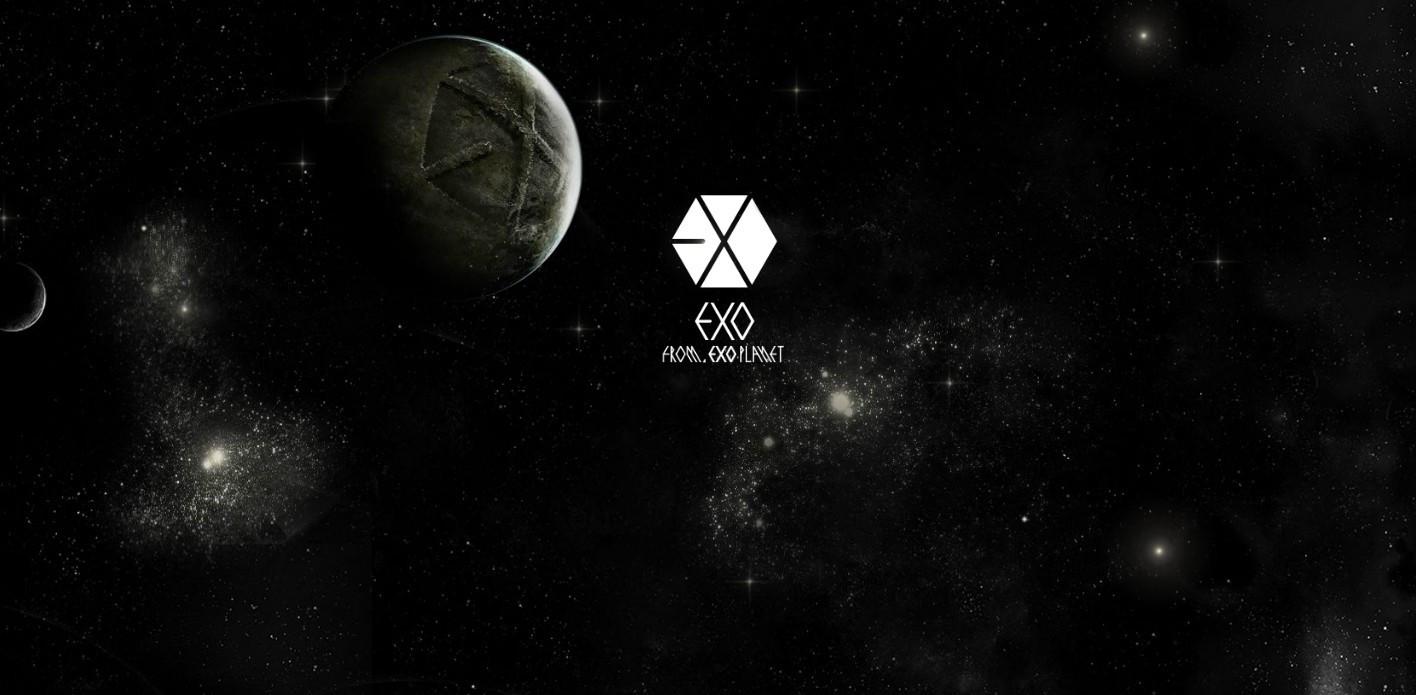 求exo透明背景logo和透明图标 求 新团 exo 的logo