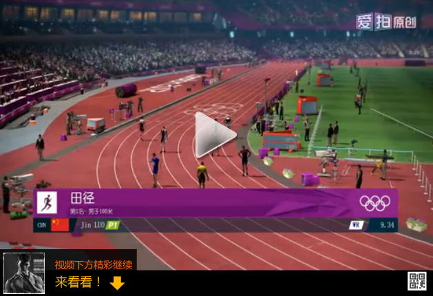 这是哪款奥运会跑步游戏?急求!图片