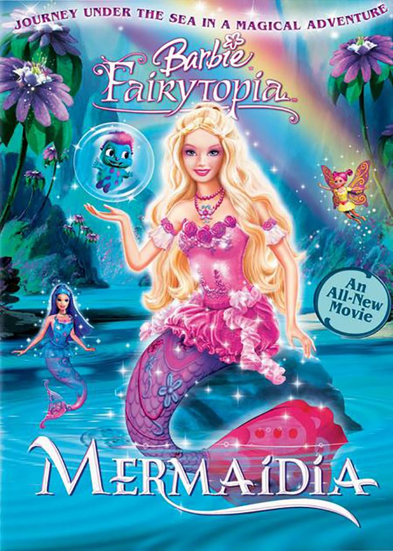 《芭比彩虹仙子之人鱼公主》这部动漫里的剧情如何?图片
