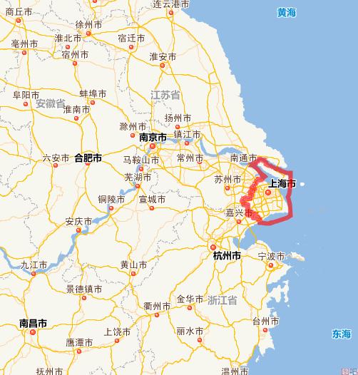上海出发高铁游