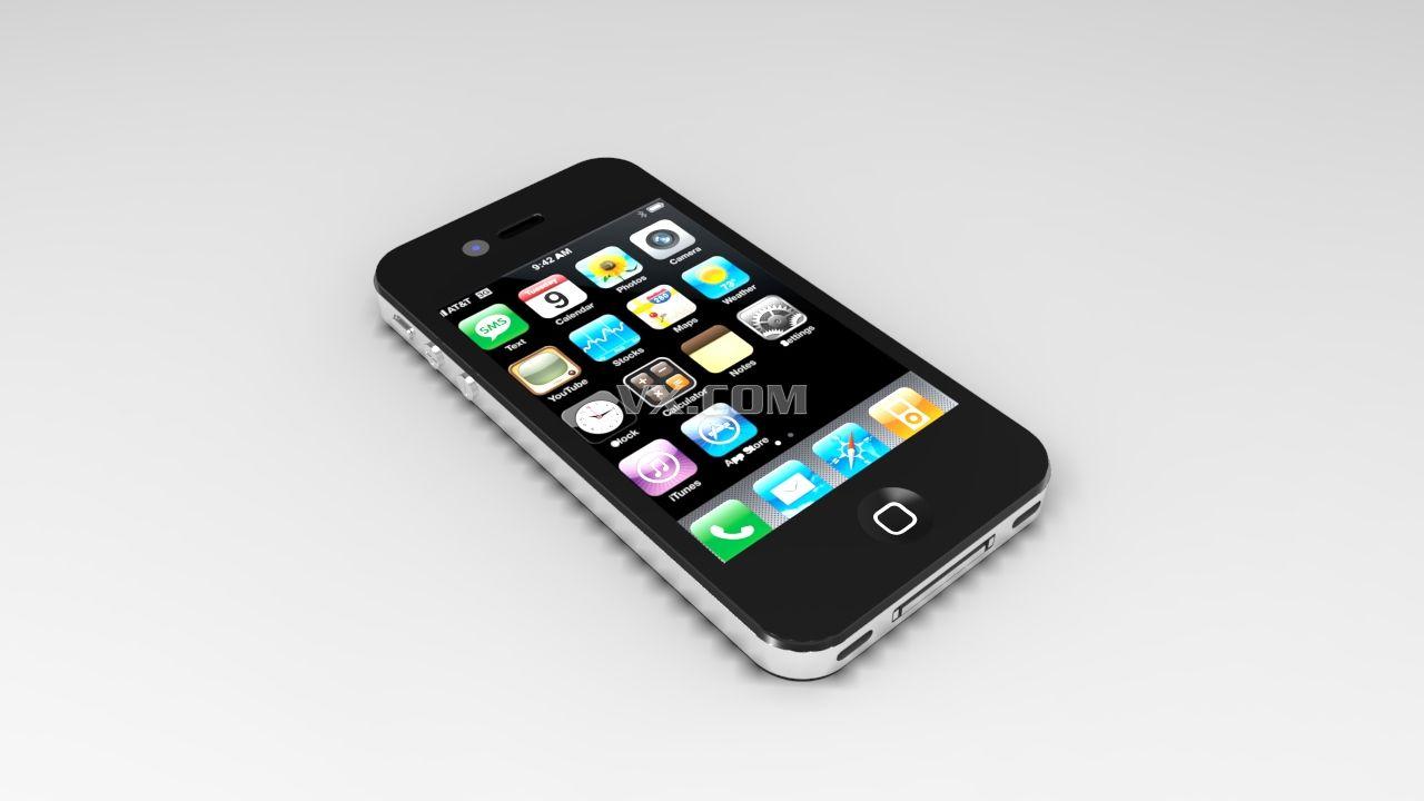 手机冰箱白苹果了苹果手机进水口充电苹果图片