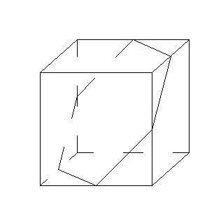 正方体也是多边形图片