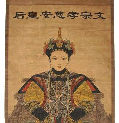 慈安太后年轻的照片_历史上的慈禧太后和慈安太后,谁更漂亮?