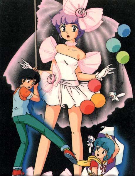 记得是日本的动画片女主角是会变身的