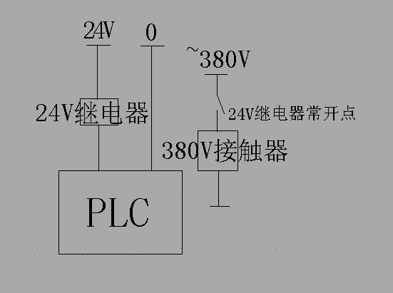 有的电磁阀是24v的.有的继电器是24v,110v,220v的.图片