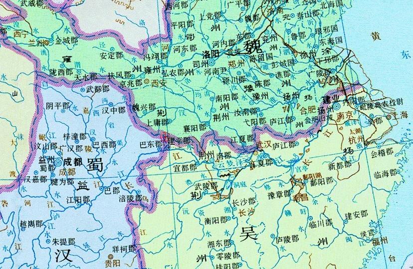 三国时期的\江东\是现在的什么地方?