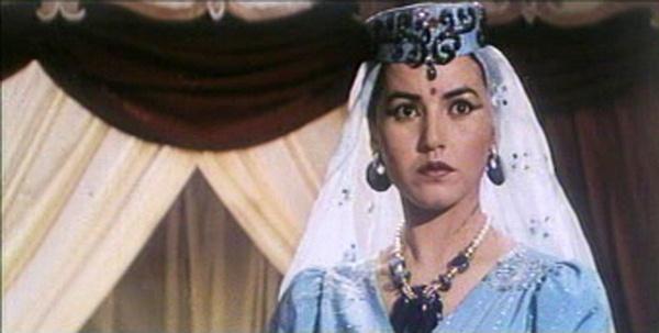 寻求一部电影 里面有个美丽的印度女人