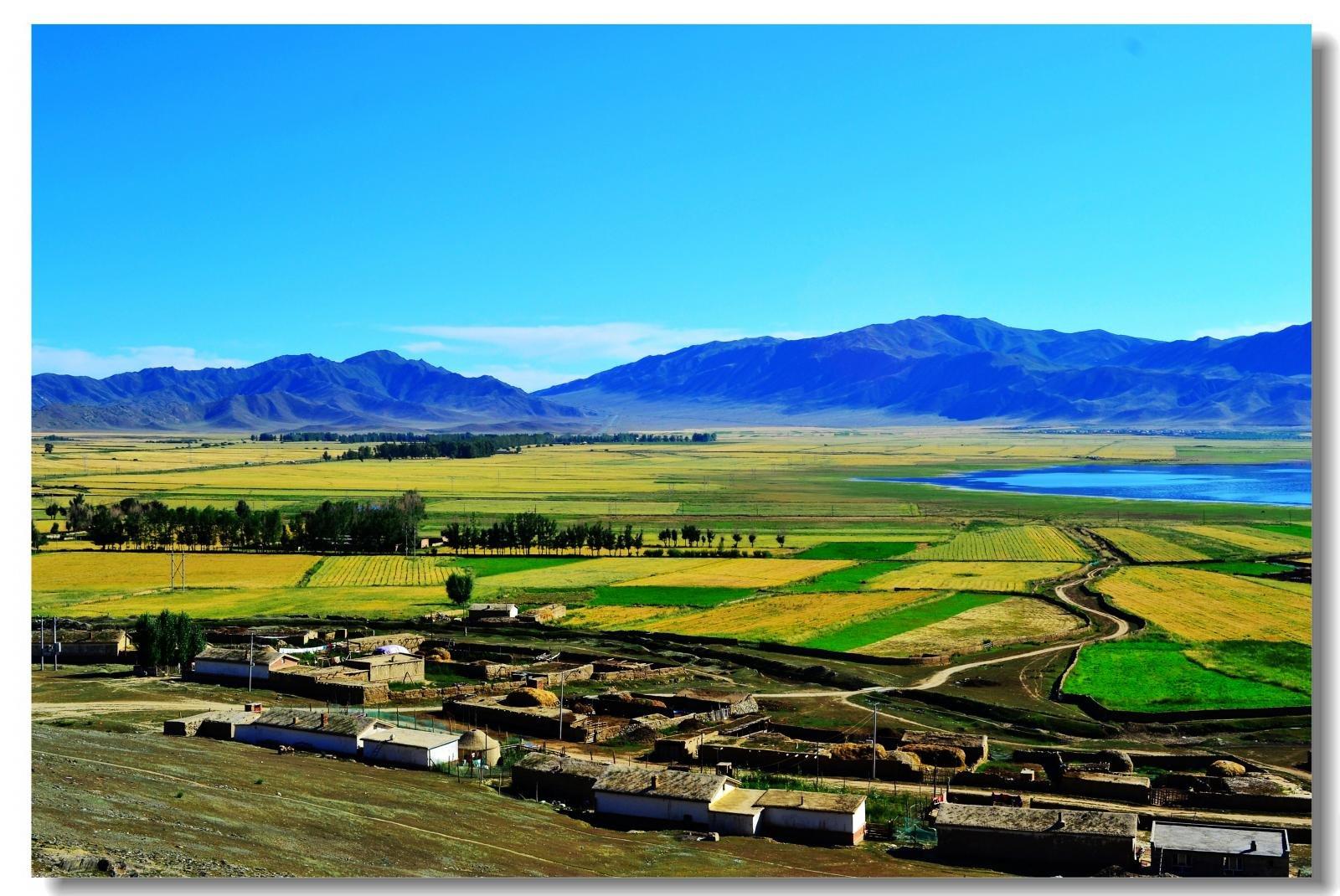 新疆旅游可可托海