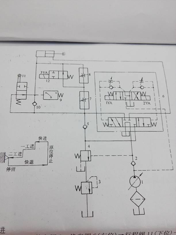 液压方向机工作原理 13图片
