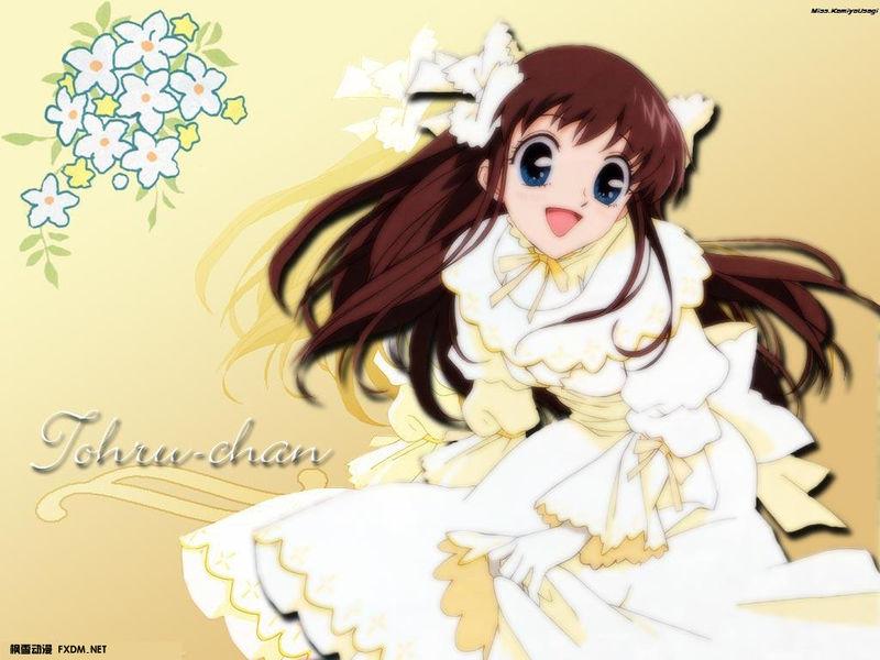 找一些黑色长发甜美系美少女日本动漫