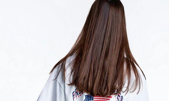 及肩中长发学生发型, 我昨天刚把我的长头发剪成刚刚过一点肩膀的中图片